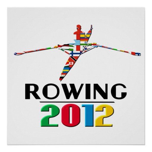 2012: Rowing Poster