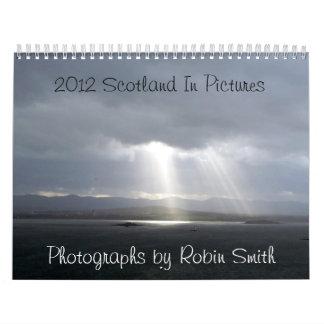 2012 Scotland In Pictures Calendar