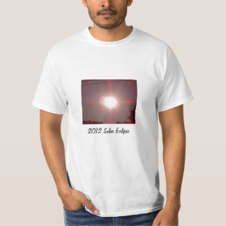 2012 Solar Eclipse Tees