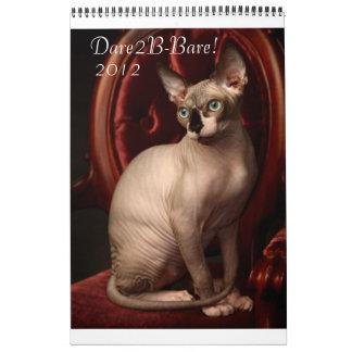 2012 Sphynx Calendar