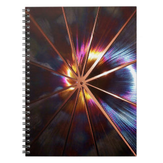 2012 STARBURST Notebook