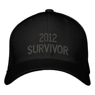2012 Survivor Embroidered Hat