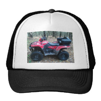 2012 Suzuki King Quad 500 Trucker Hat
