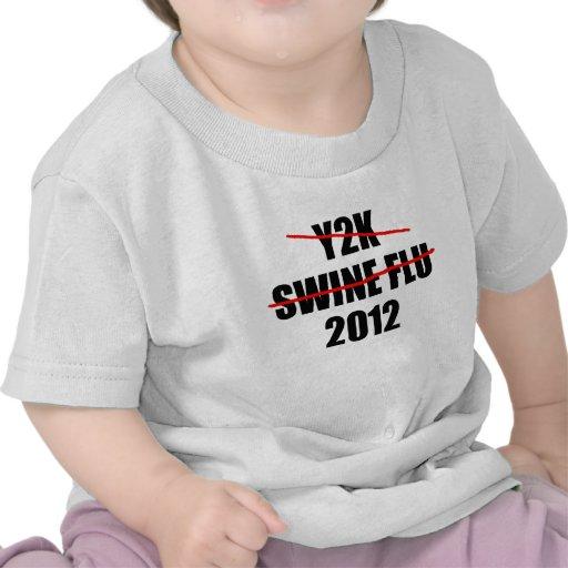 2012? TEE SHIRTS