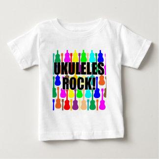 2012 ukulele design. baby T-Shirt