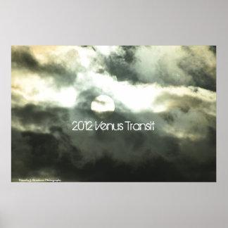 2012 Venus Transit Poster