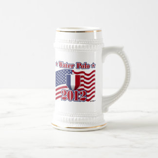 2012 Water Polo Beer Stein