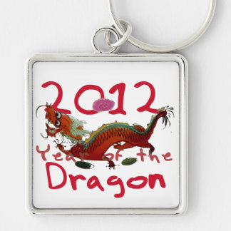 2012 - Year of th Dragon Keychain