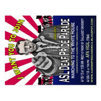 2013 ADPP flyer Postcard