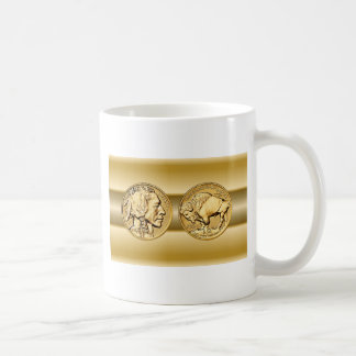2013 American Buffalo Proof Gold Coin  ~  USA Coffee Mug