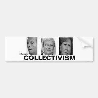2013 Australian election Bumper Sticker