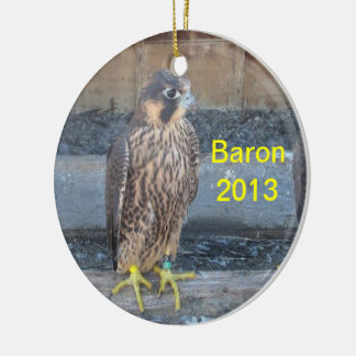 2013 Baron Ornament