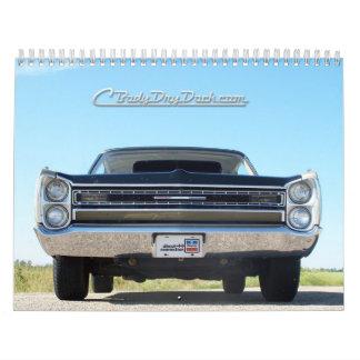 2013 C-Body Mopar Calendar