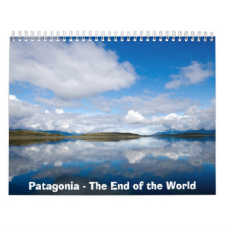 2013 Calendar Patagonia - The End of the World
