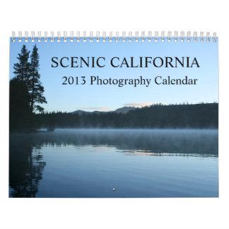 2013 California Landscapes Calendar