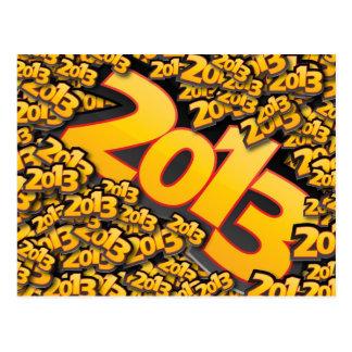 2013 Design Postcard