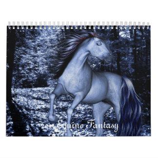 2013 Equine Fantasy Wall Calendar