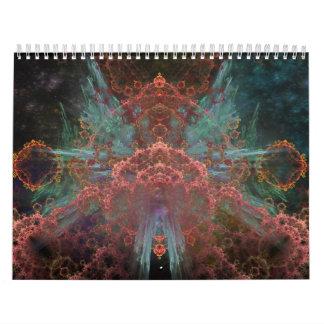 2013 Fractal Art Calendar