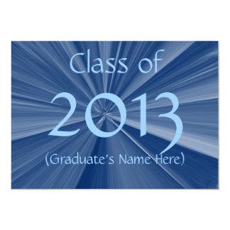2013 Graduation Announcement