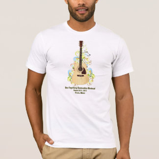 2013 Guitar Design Mens Tee