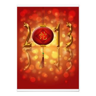 2013 Happy New Year Invitation
