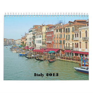 2013 Italy Calendar