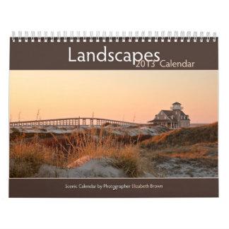 2013 Landscape Calendar