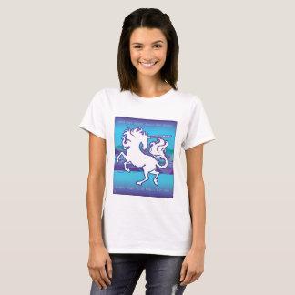 2013 Mink Mode Inspirational Unicorn Ladies Tee