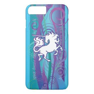 2013 Mink Tech Inspirational Unicorn 7/8 Plus iPhone 8 Plus/7 Plus Case