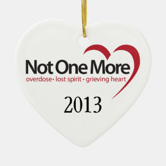 2013 Not One More Ornament