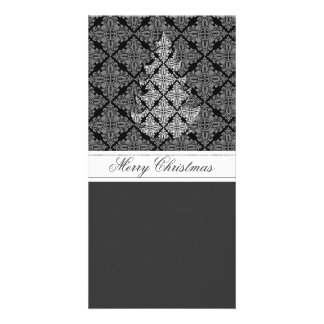 2013 Ornate Luxury  Christmas Tree Picture Card