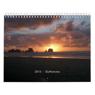 2013 OutVentures Calendar