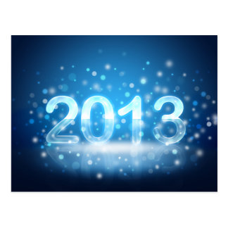 2013 POSTCARD