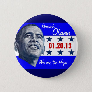 2013 Presidential Inauguration 2 Inch Round Button