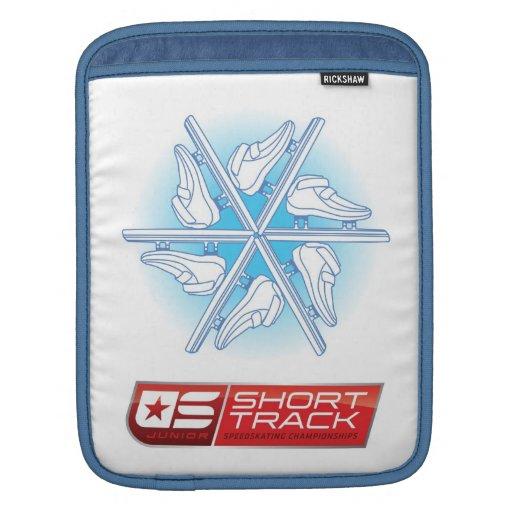 2013 US Jr ST Speedskating Champs iPad Sleeve