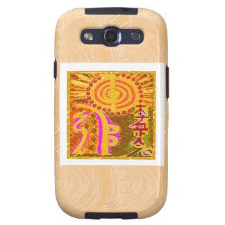 2013 ver. REIKI Healing Symbols Galaxy SIII Covers