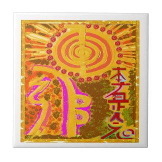 2013 ver. REIKI Healing Symbols Ceramic Tiles