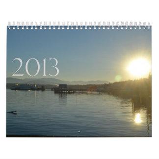 2013 Washington State Calendar