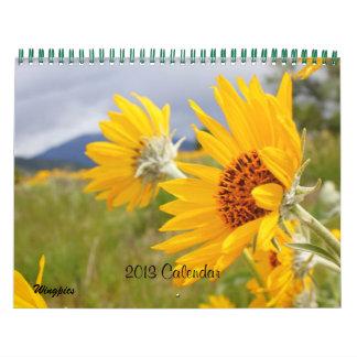 2013 Wildflowers Calendar