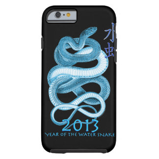 2013 Year of the Snake Tough iPhone 6 Case