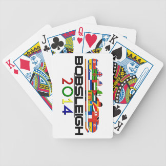 2014: Bobsleigh Poker Deck