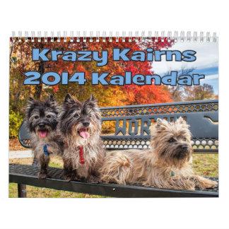 2014 Cairn Calendar