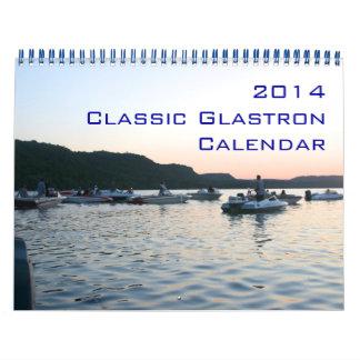 2014 CGOAMN Classic Glastron Calendar