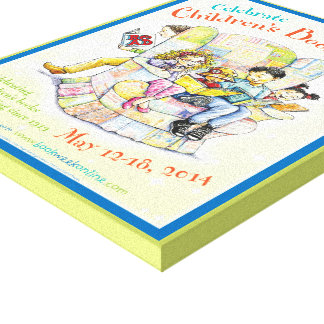 2014 Children's Book Week Canvas