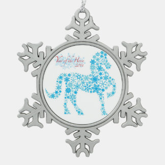 2014 Chinese Lunar New Year of the Horse Ornament