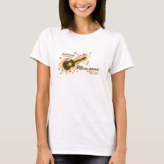 2014 DF Celebration Guitar Design Ladies Tee