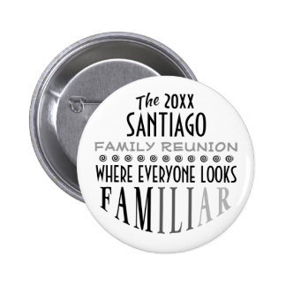2014 FUNNY FAMILIAR FAMILY REUNION BUTTONS