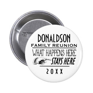 2014 FUNNY REUNION OR EVENT PINS