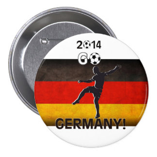 2014 Go Germany! Pins