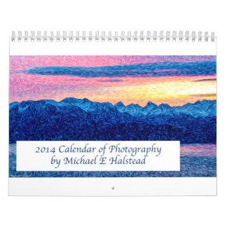 2014 Landscape Photo Calendar